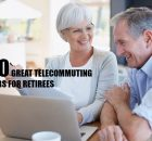 telecommuting jobs for retirees