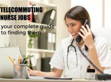 Telecommuting Nurse Jobs Find Them