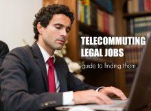 telecommuting legal jobs